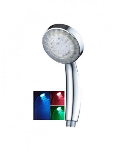 Dušas klausule ar 3 LED gaismām FX3729 MAGMA HROMS - 1