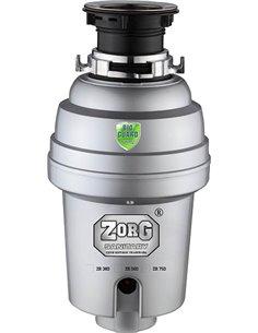 Zorg atkritumu smalcinātājs Inox D ZR-38 D - 1