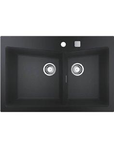 Grohe virtuves izlietne K700 31657AP0 - 1