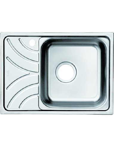 Iddis virtuves izlietne Arro ARR60SRi77 - 1