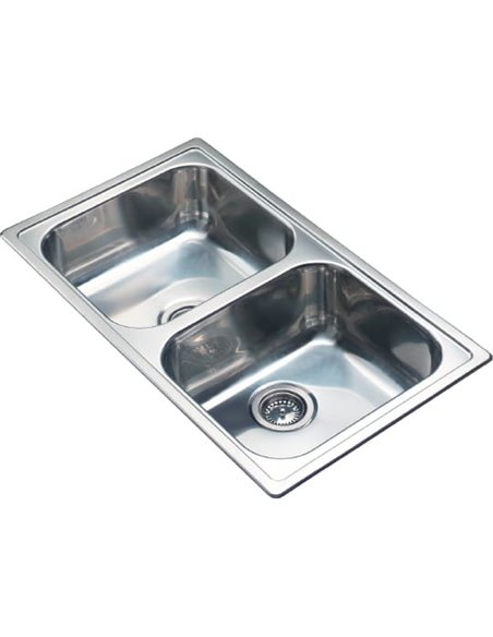 Reginox virtuves izlietne Diplomat 20 LUX KGOKG (box) - 1