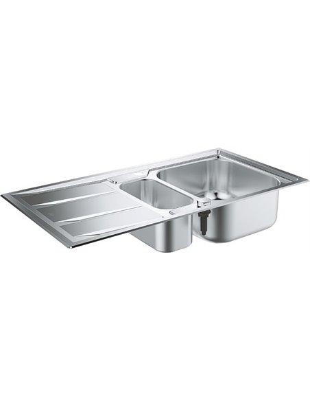 Grohe virtuves izlietne K400+ 31569SD0 - 1