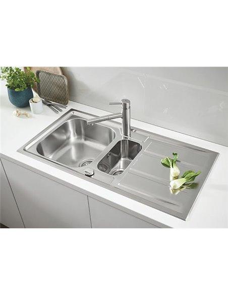 Grohe virtuves izlietne K400+ 31569SD0 - 2