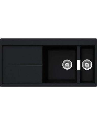 Schock virtuves izlietne Horizont 60D (D-150) - 1