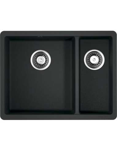Omoikiri virtuves izlietne Kata 55-2-U-BL - 1