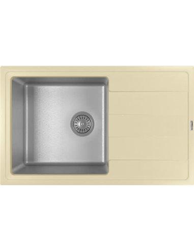 Florentina virtuves izlietne Комби 780 - 1