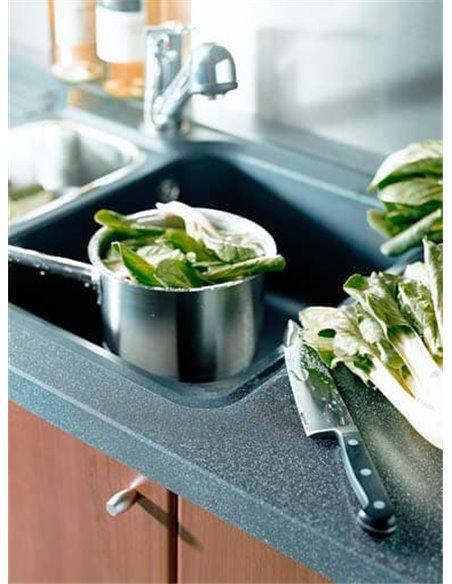 Reginox virtuves izlietne Diplomat 15 LUX KGOKG - 4