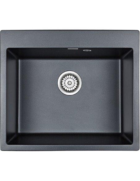 Paulmark virtuves izlietne Kante PM106052-BLM - 1