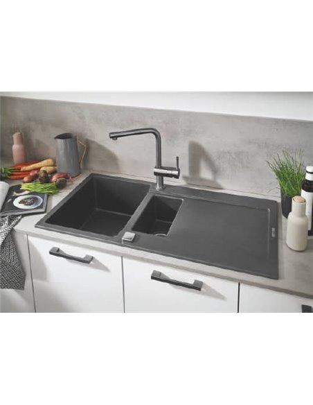 Grohe virtuves izlietne K500 31646AT0 - 3