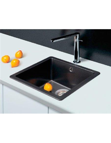 Schock virtuves izlietne Quadro 60 (N-100) - 2