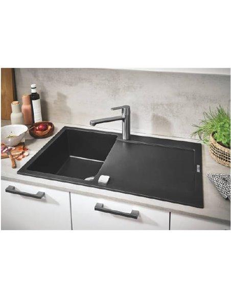 Grohe virtuves izlietne K500 31644AP0 - 11