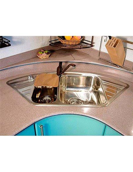 Reginox virtuves izlietne Empire R15 LUX KGOKG Right - 4