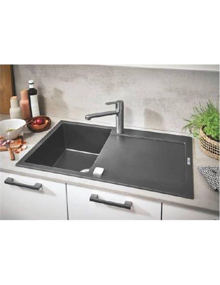 Grohe virtuves izlietne K500 31644AT0 - 3