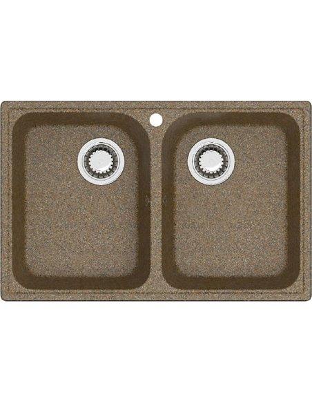 ZETT lab. virtuves izlietne T260Q009 - 1