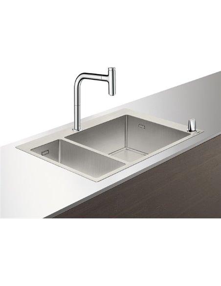 Komplekts: Hansgrohe C71-F655-09 43206000 - 2