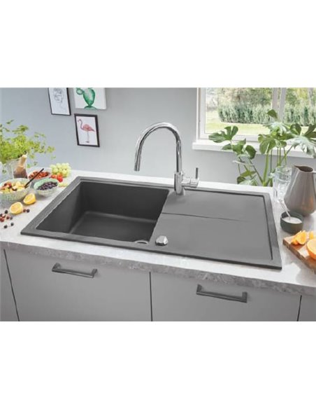 Grohe virtuves izlietne K400 31641AT0 - 3