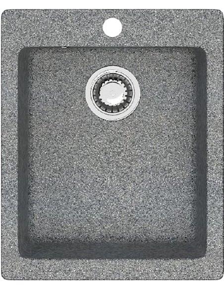 ZETT lab. virtuves izlietne T008Q008 - 1