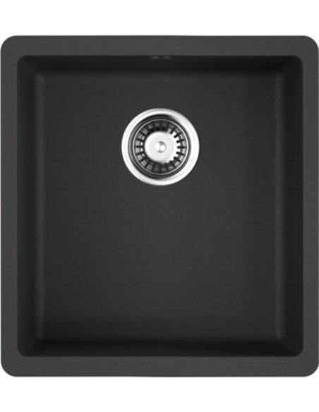 Omoikiri virtuves izlietne Kata 40-U-BL - 1