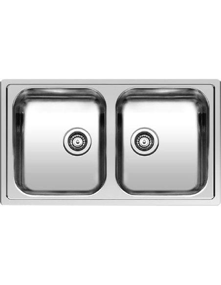 Reginox virtuves izlietne Centurio L 20 LUX OKG - 1