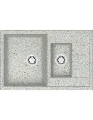 ZETT lab. virtuves izlietne T210Q010 - 1