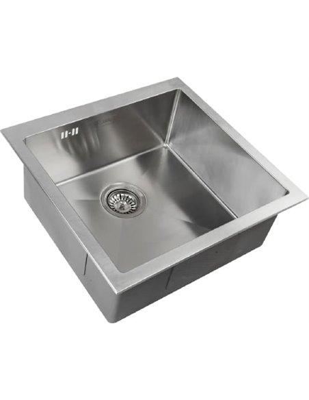 Zorg virtuves izlietne Inox RX RX-4444 - 1