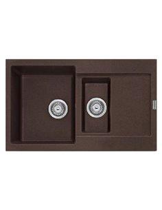 Мойка кухонная Franke Maris MRG 651-78 шоколад