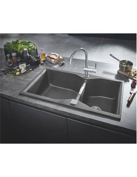 Grohe virtuves izlietne K700 31658AT0 - 3