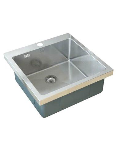 Zorg virtuves izlietne Inox RX HR-5151HR - 1