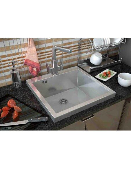 Zorg virtuves izlietne Inox RX HR-5151HR - 2
