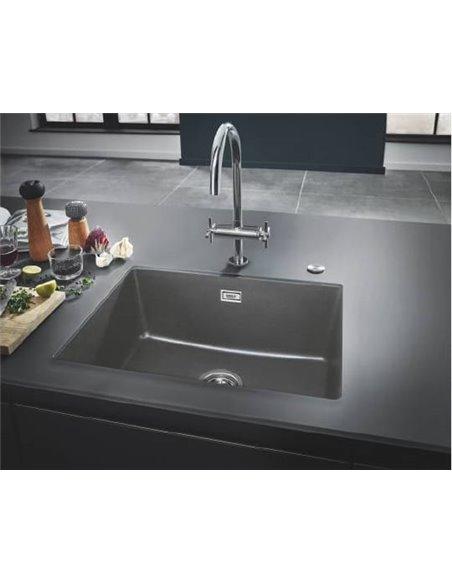 Grohe virtuves izlietne K700U 31655AT0 - 3