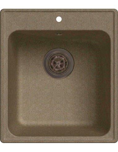 GranFest virtuves izlietne Quarz Z17 - 1