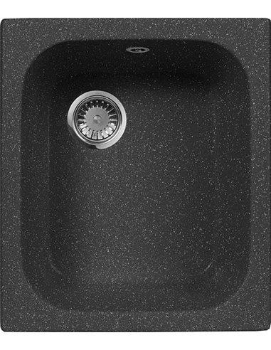 AquaGranitEx virtuves izlietne M-17 - 1