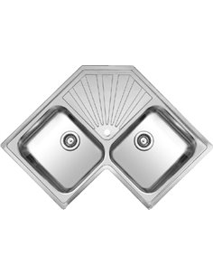 Reginox virtuves izlietne Montreal LUX KGOKG - 1