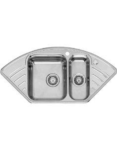 Reginox virtuves izlietne Empire L15 LUX KGOKG Left - 1