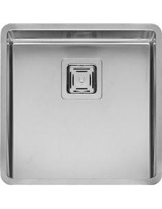 "Reginox virtuves izlietne Texas 40x40 Cuadrat LUX 3,5"" (c/box) - 1"