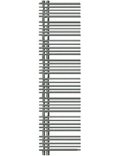 Zehnder Heated Water Towel Rail Yucca Star YASС-180-050 - 1