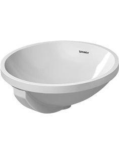 Duravit Wash-Hand Basin Architec 0468400000 - 1