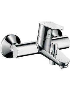 Hansgrohe jaucējkrāns vannai ar dušu Focus E2 31940000 - 1