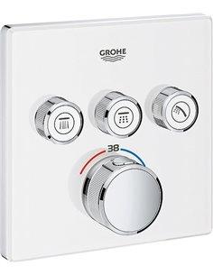 Grohe termostata jaucējkrāns vannai ar dušu Grohtherm SmartControl 29157LS0 - 1