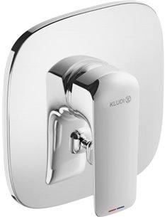 Kludi jaucējkrāns vannai ar dušu Ameo 416500575 - 1