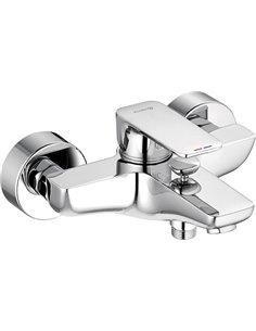 Kludi jaucējkrāns vannai ar dušu Pure&Style 406810575 - 1