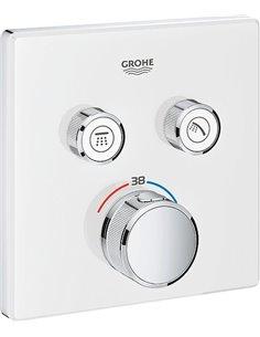 Grohe termostata jaucējkrāns vannai ar dušu Grohtherm SmartControl 29156LS0 - 1