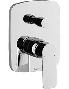 Ravak Bath Mixer With Shower Classic CL 065.00 - 1