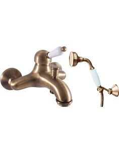Rav Slezak jaucējkrāns vannai ar dušu Labe L554.5/2SM - 1
