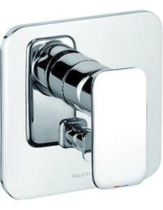 Kludi jaucējkrāns vannai ar dušu E2 496500575 - 1