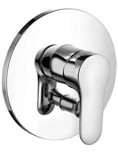 Kludi Bath Mixer With Shower Objekta 326500575 - 1