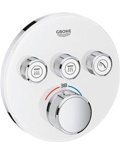Grohe termostata jaucējkrāns vannai ar dušu Grohtherm SmartControl 29904LS0 - 1