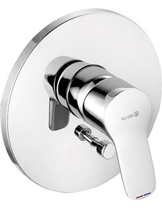 Kludi Bath Mixer With Shower Pure&Easy 376500565 - 1