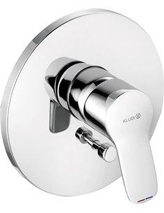 Kludi jaucējkrāns vannai ar dušu Pure&Easy 376500565 - 1