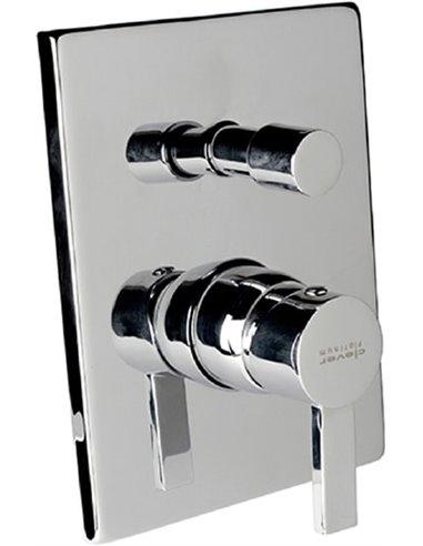 Clever jaucējkrāns vannai ar dušu Bimini 98729 - 1